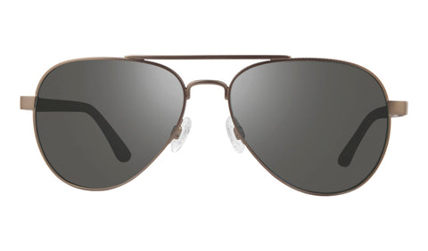 Revo - Raconteur 58mm Gunmetal Sunglasses / Graphite Lenses