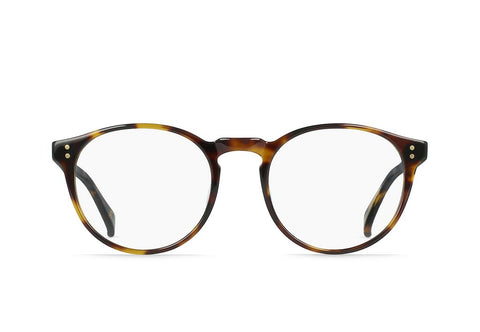 Raen - Beal 50mm Kola Tortoise Eyeglasses / Demo Lenses