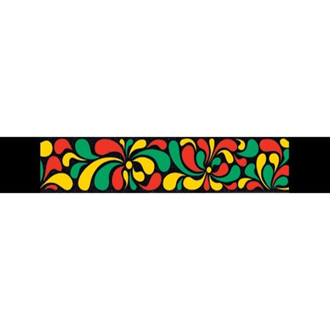 Croakies - Rasta Psychedelic XL Eyewear Retainer