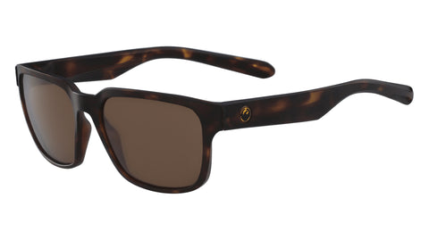 Dragon - Reflector Matte Tortoise Sunglasses / Brown Performance Polarized Lenses