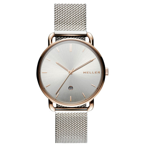Meller - Denka Silver Watch