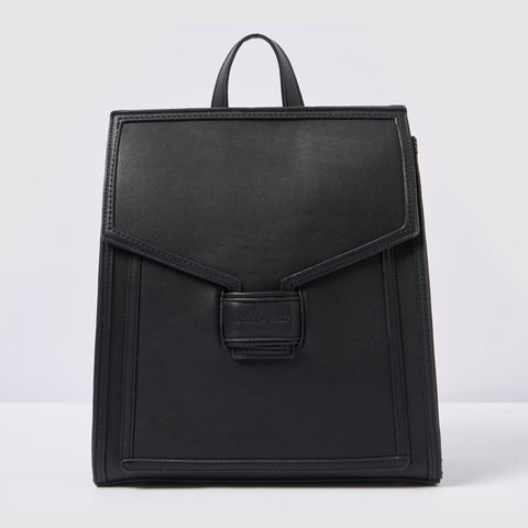 Urban Originals - Rescue Me Black Backpack