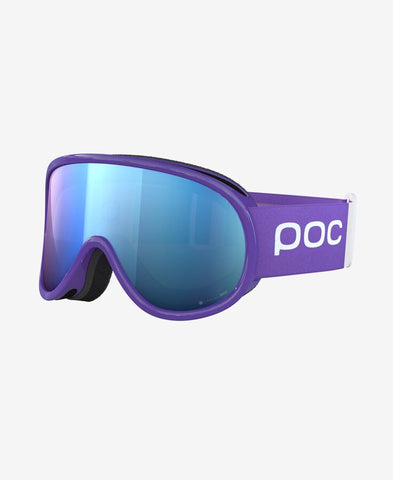 POC - Retina Clarity Comp Ametist Purple Snow Goggles / Spektris Blue Lenses