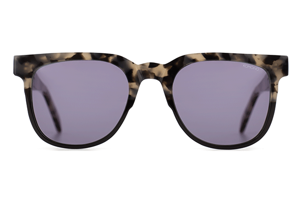 Komono - The Riviera Black Sand Sunglasses