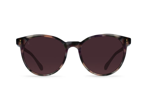 Raen - Norie Wren Sunglasses / Dark Rose Lenses