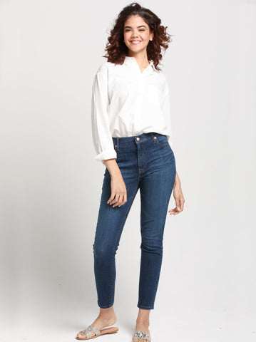 ABLE - The Clarissa High Rise Denim Jeans