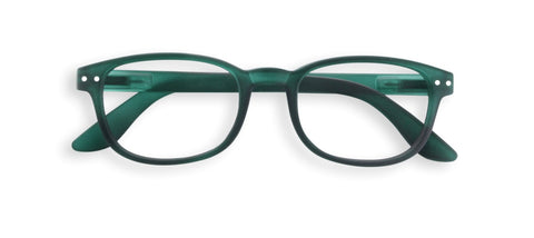 Izipizi - #B Grey Reader Eyeglasses / +2.00 Lenses