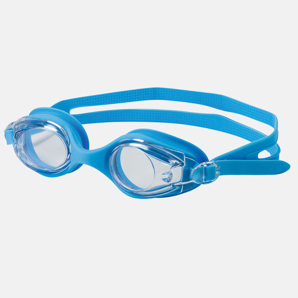 Leader - Sandcastle Ages 3-6 Recreational Series Blue Swim Goggles / Clear Lenses