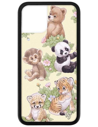 Wildflower - Safari Babies iPhone 11 Pro  Phone Cases /  Lenses