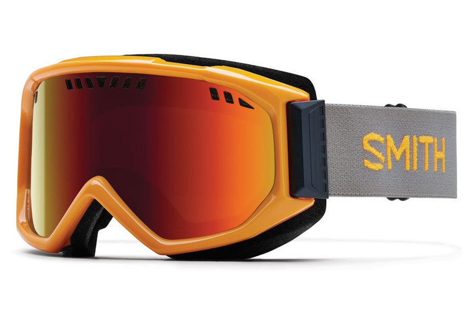 Smith - Scope Solar Goggles, Red Sol-X Mirror Lenses