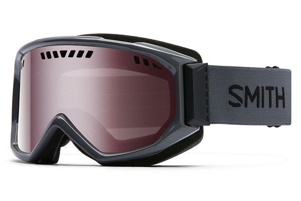 Smith - Scope Charcoal Goggles, Ignitor Mirror Lenses