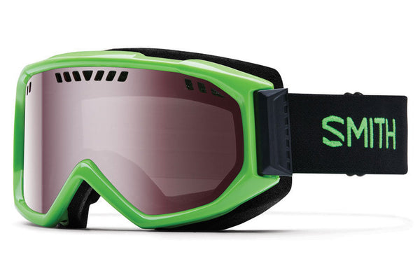 Smith - Scope Reactor Goggles, Ignitor Mirror Lenses