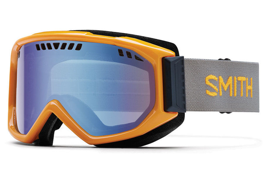 Smith - Scope Solar Goggles, Blue Sensor Mirror Lenses