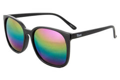 Neff - Jillian Black Rainbow Sunglasses