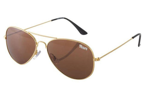 Neff - Bronz Gold Sunglasses