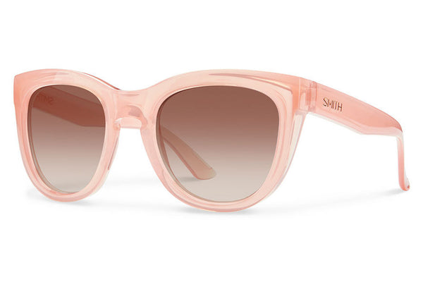 Smith - Sidney Blush Sunglasses, Sienna Gradient Lenses