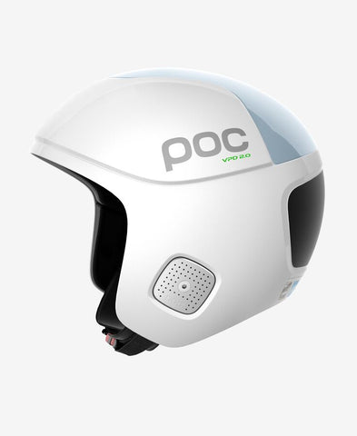 POC - Skull Orbic X SPIN XS Dark Kyanite Blue Race Helmet