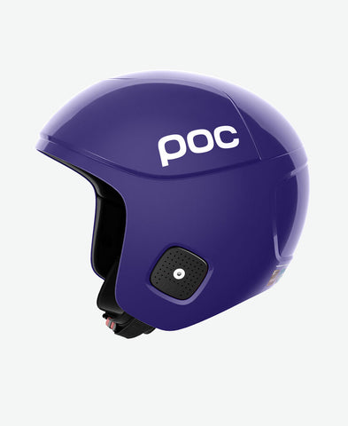 POC - Skull Orbic X SPIN Medium Ametist Purple Race Helmet