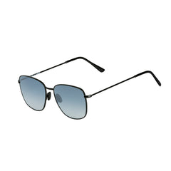 Spektre - Avanti Matt Black Sunglasses / Gradient Silver Lenses