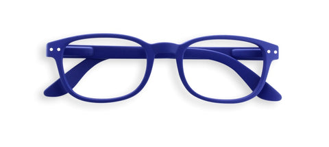 Izipizi - #B Navy Blue Reader Eyeglasses / +2.00 Lenses