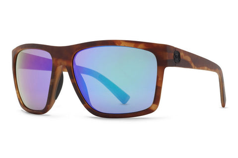 VonZipper - Dipstick Tortoise Satin PTG Sunglasses, Wildlife Polarized Lenses