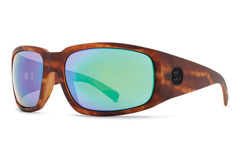 VonZipper - Palooka Tortoise Satin PTG Sunglasses, Wildlife Polarized Lenses