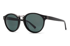 VonZipper - Stax Black BKV Sunglasses, Vintage Grey Lenses