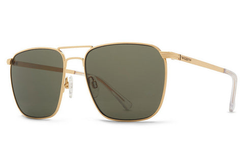 VonZipper - League Gold GGN Sunglasses, Vintage Gray Lenses