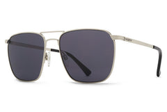 VonZipper - League Silver SGY Sunglasses, Gray Lenses
