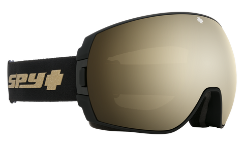 Spy - Legacy 25th Anniversary Black Gold Snow Goggles / HD Plus Bronze Gold Spectra Mirror + HD Plus LL Persimmon Silver Spectra Mirror Lenses