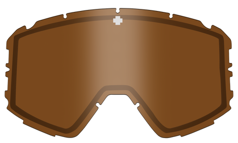 Spy - Raider Happy Bronze Snow Goggle Replacement Lens