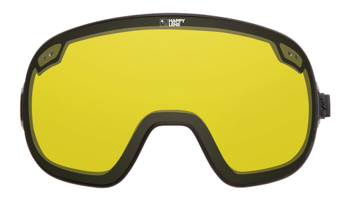 Spy - Bravo Happy Yellow Snow Goggle Replacement Lens