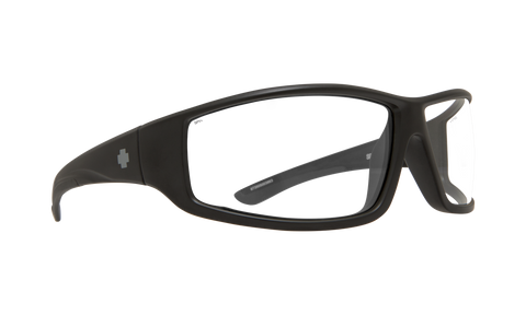 Spy - Jackman Black ANSI Eyeglasses / Clear Lenses