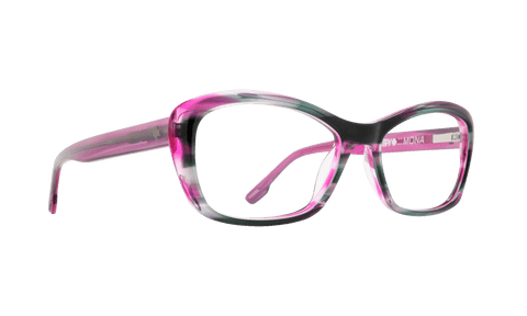 Spy - Mona Fuchsia Sunset Eyeglasses / Demo Lenses