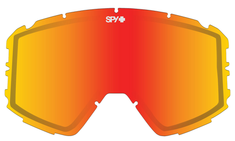 Spy - Raider Bronze Red Spectra Snow Goggle Replacement Lens