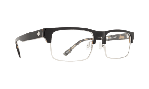 Spy - Sullivan Black Tortoise Eyeglasses / Demo Lenses