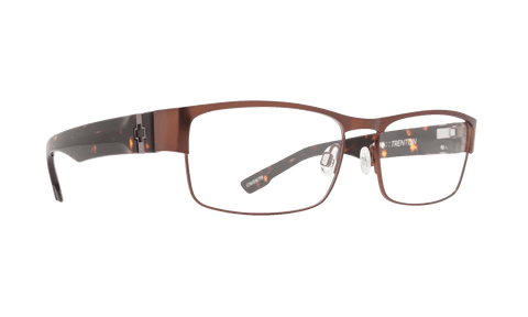 Spy - Trenton Chestnut Dark Tortoise Eyeglasses / Demo Lenses