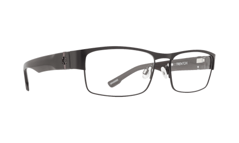 Spy - Trenton Matte Black Smoke Eyeglasses / Demo Lenses