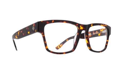 Spy - Weston 54mm Classic Camo Tortoise Eyeglasses / Demo Lenses