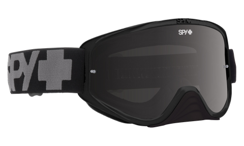 Spy - Woot Black Sand MX Goggles / Smoke AFP Lenses