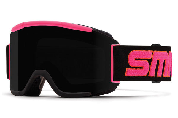 Smith - Squad Stevens ID Goggles, Blackout Lenses