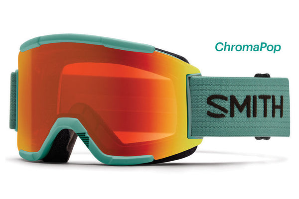Smith - Squad Ranger Scout Goggles, ChromaPop Everyday Lenses