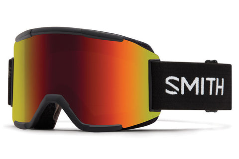 Smith - Scope Charcoal Goggles, Blue Sensor Mirror Lenses