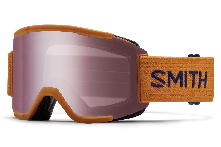 Smith - Squad Cargo Goggles, Ignitor Mirror Lenses