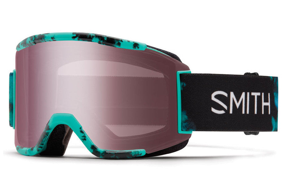 Smith - Squad Opal Unexpected Goggles, Ignitor Mirror Lenses