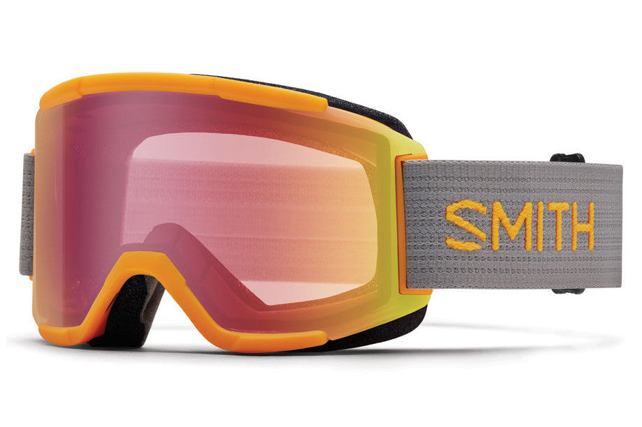 Smith - Squad Solar Goggles, Red Sensor Mirror Lenses