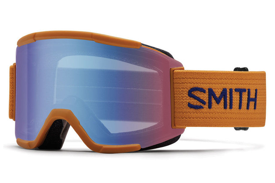 Smith - Squad Cargo Goggles, Blue Sensor Mirror Lenses