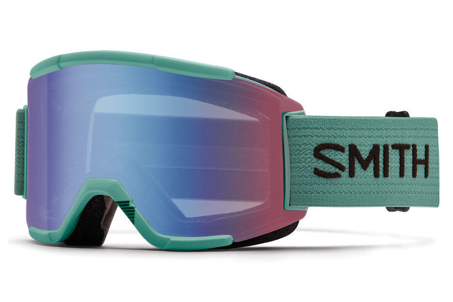 Smith - Squad Ranger Scout Goggles, Blue Sensor Mirror Lenses