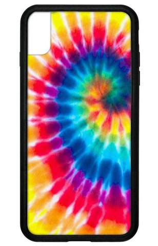 Wildflower - Tie Dye 4 iPhone XS Max Case