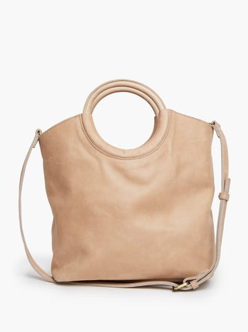 ABLE - Fozi Ring Fog Bone Tote